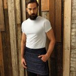 Denim Waist Apron – PR125 – £18 (inc VAT)