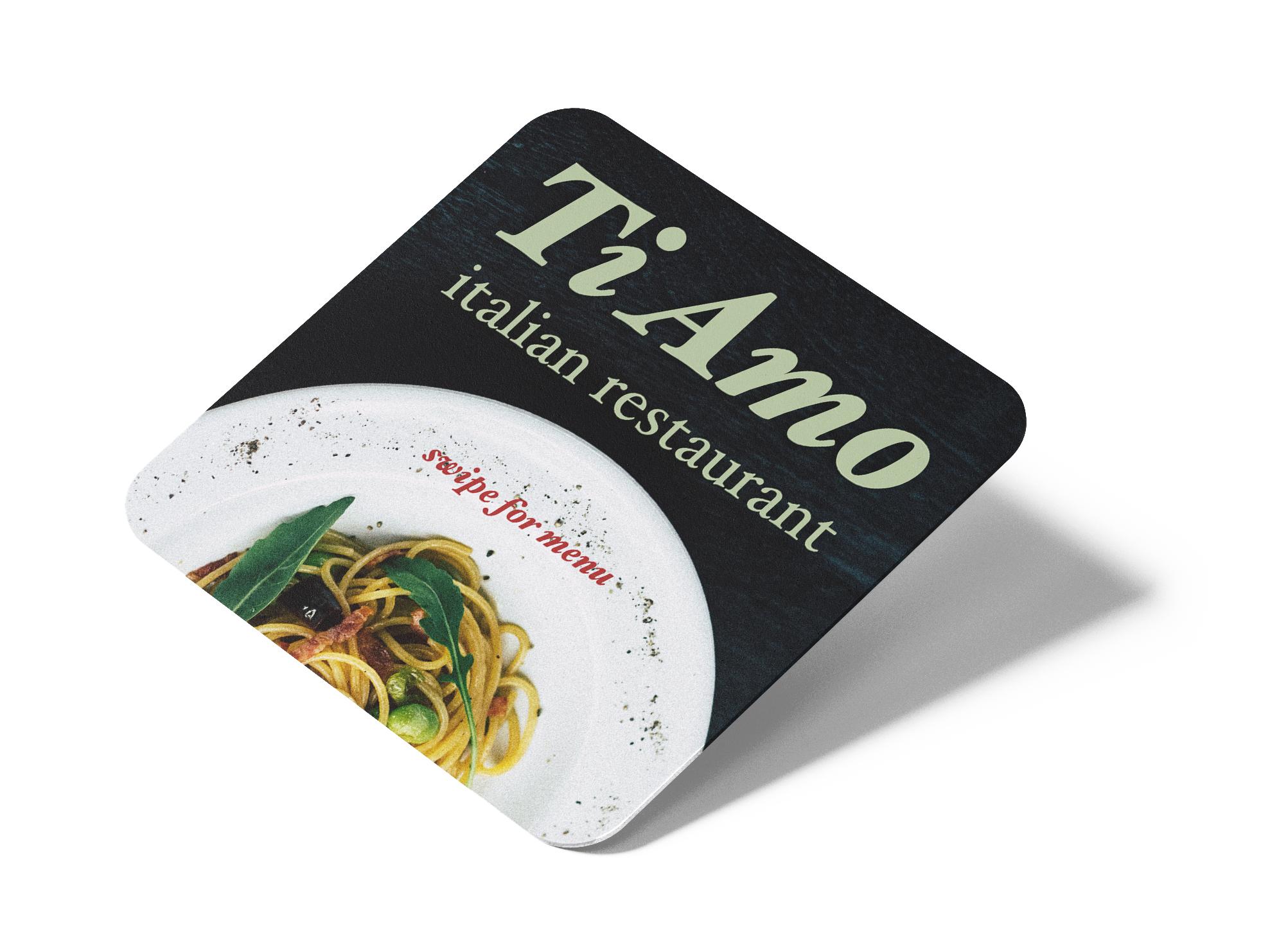 Italian Restaurant Ti Amp