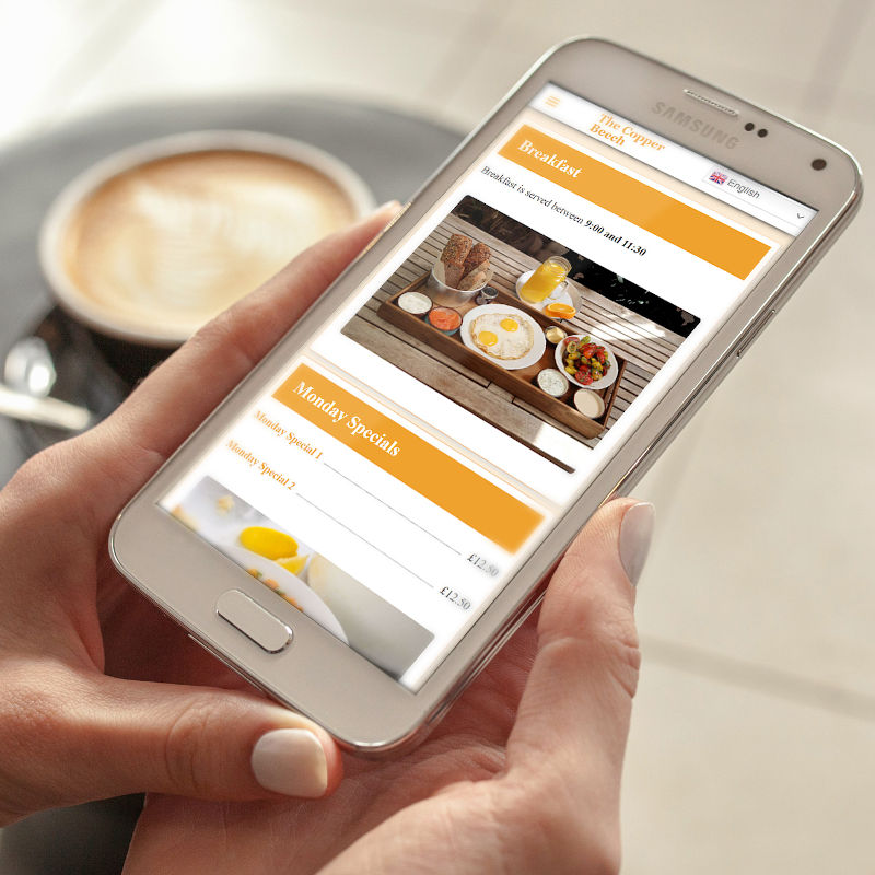 one-menu-phone